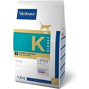 CROQUETTES VIBRAC Croquettes Veterinary HPM Kidney Support -