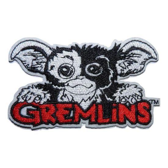 écusson thermocollant Patch Gremlins