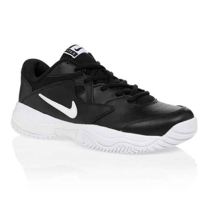 NIKE Chaussures de tennis Court Lite 2 - Adulte - Noir