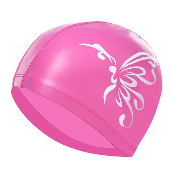 1 pc chapeau de natation plongée professionnel étanche PU casquette de protection accessoire pour femme fournitures de adulte
