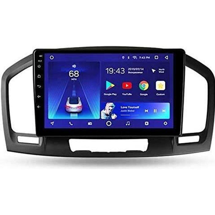 Autoradio stéréo pour Opel Insignia 1 2008-2013, Lecteur multimédia de Voiture Support d'écran Miroir Bluetooth GPS navigateur C318