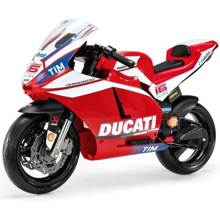 Véhicules électriques et accessoires Peg Perego - Mc0020 - Véhicule Électrique - Ducati GP 415720