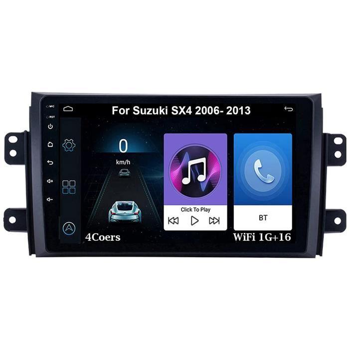Android Radio Multimédia De Voiture 9 Inch HD Écran Tactile Pour Suzuki SX4 2006-2013 Accessoires De Voiture Brancher Et Utilis 145