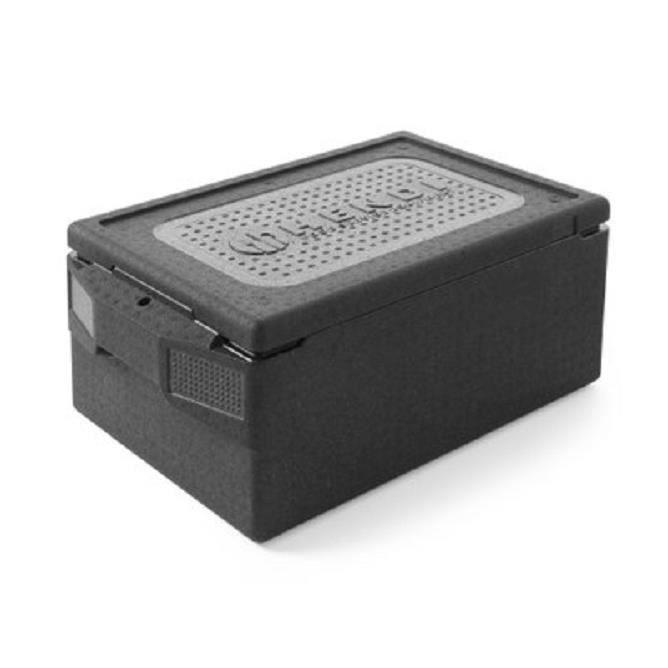 Conteneur glacière Pro Thermobox -20 ° C + 110 ° C 39 Litres