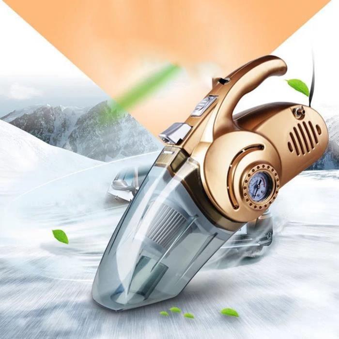 Lave-auto Aspirateur de voiture 120W multifonction