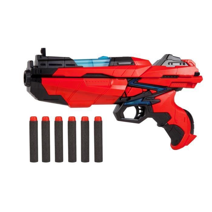 Pistolet fonctionne avec flèches en mousse