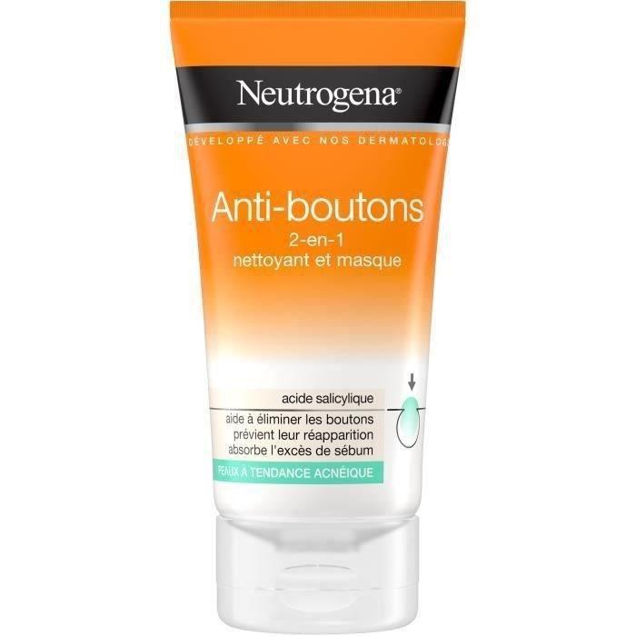 NEUTROGENA Nettoyant et Masque - 150ml