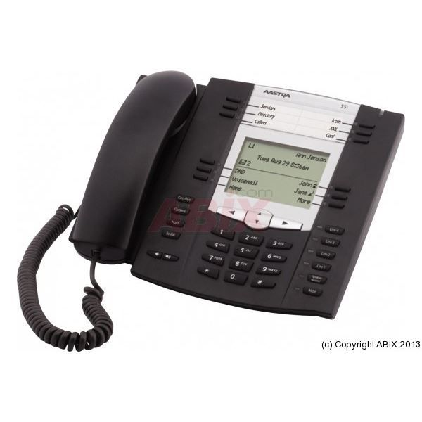aastra 6755i t l phone voip sip poe grand cran achat. Black Bedroom Furniture Sets. Home Design Ideas
