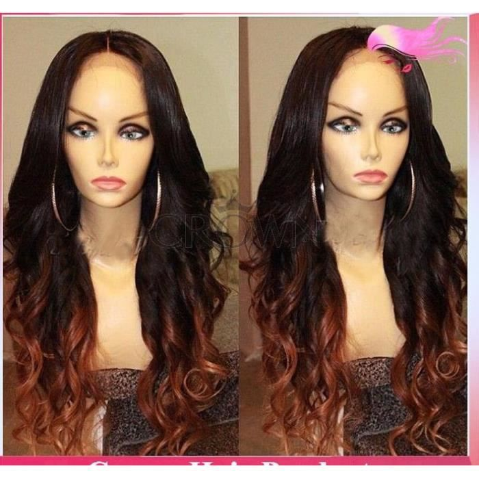 rena full lace wig cheveux br silienne 20 pouces achat vente perruque postiche rena full. Black Bedroom Furniture Sets. Home Design Ideas