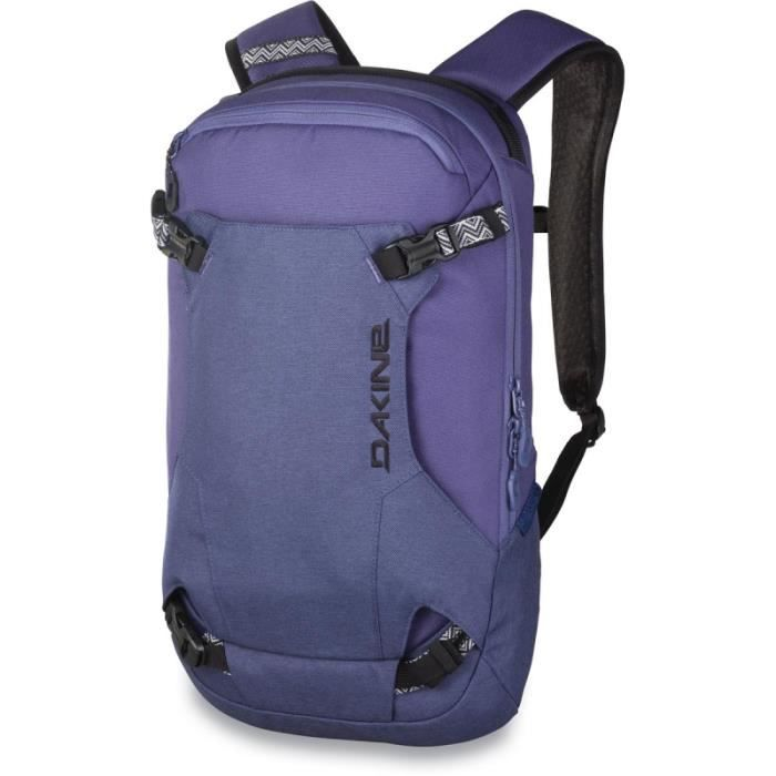 À Seashore Dos Heli Dakine Violet Sac 12l Pack Women's eDI9bHY2WE