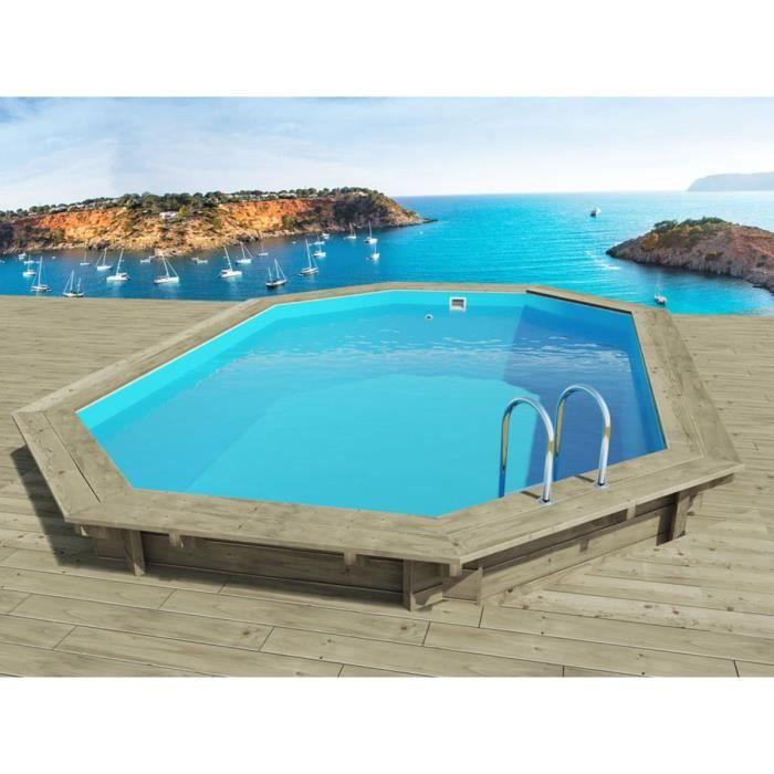 piscine hors sol ronde Louvilliers-en-Drouais (Eure-et-Loir)