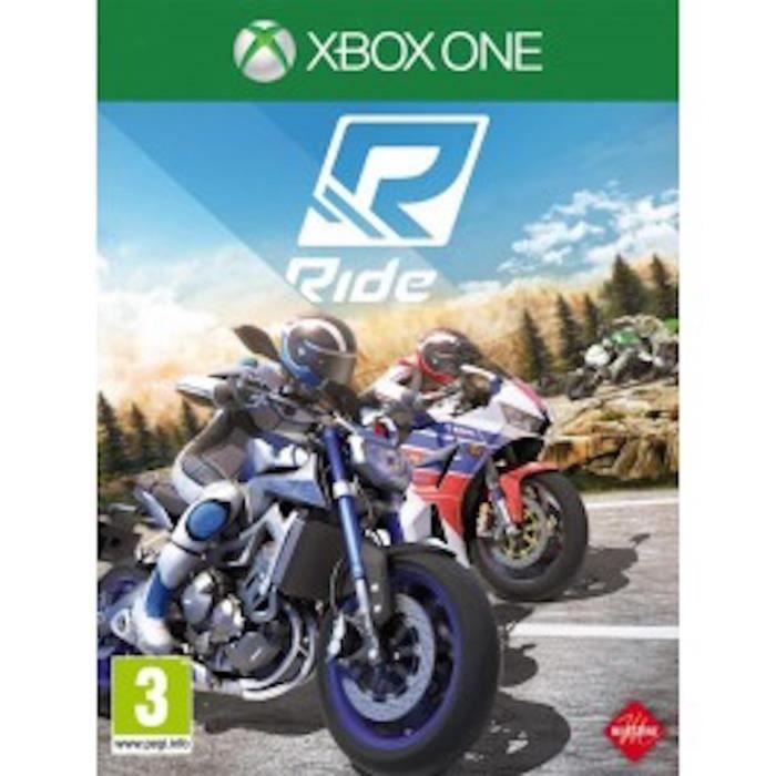JEU XBOX ONE Ride