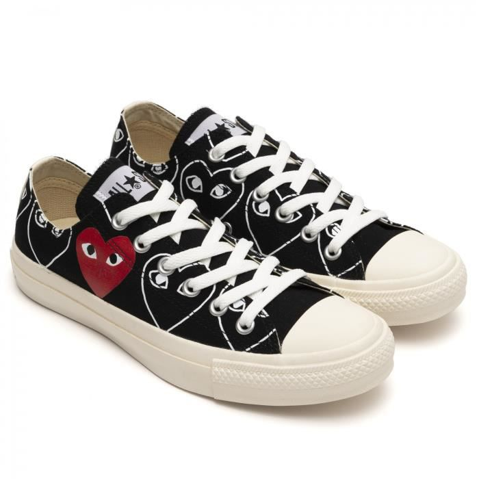 converse all star basse noire