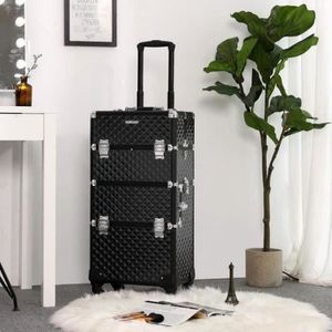 mallette maquillage achat vente pas cher. Black Bedroom Furniture Sets. Home Design Ideas