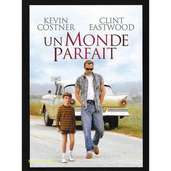 Dvd Un Monde Parfait Kevin Costner Clint Eastwood En Dvd Film Pas Cher Cdiscount