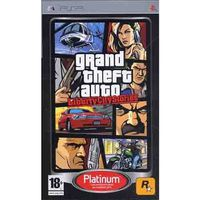 GTA Liberty City Stories Platinum Jeu PSP