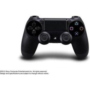 MANETTE JEUX VIDÉO Manette de Jeu DualShock 4 Noir PS4