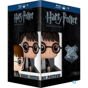 coffret blu ray harry potter achat vente coffret blu ray harry potter pas cher soldes. Black Bedroom Furniture Sets. Home Design Ideas