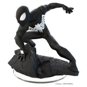 FIGURINE DE JEU Figurine  Black Suit Spider-Man DI 3.0 : Marvel
