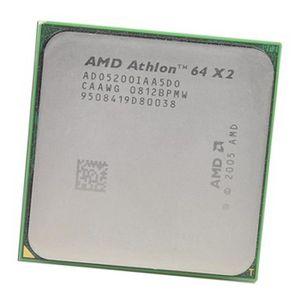 PROCESSEUR Processeur CPU AMD Athlon 64 X2 5200+ 2.7GHz 2x 51