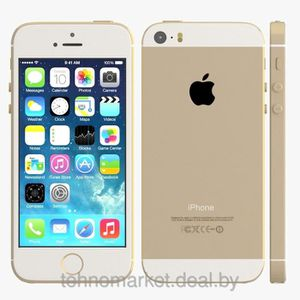SMARTPHONE IPHONE 5S 16 GO OR + COQUE