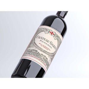 VIN ROUGE X1 Château Gazin 2017 75 cl AOC Pomerol Vin Rouge