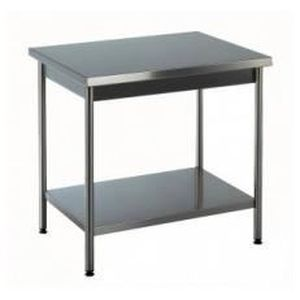Table inox l1800x600x900 achat vente table de cuisine for Table cuisine inox professionnelle