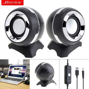 HAUT-PARLEUR - MICRO Bonks DX15 portable USB 2.0 Subwoofer Haut-parleur