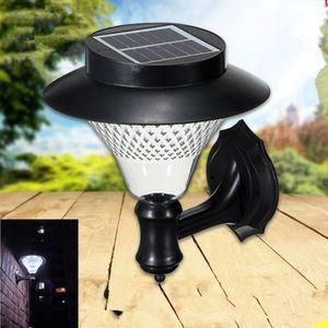 LAMPE DE JARDIN  16 LEDs Lampe de jardin solaire, Lampe solaire ext