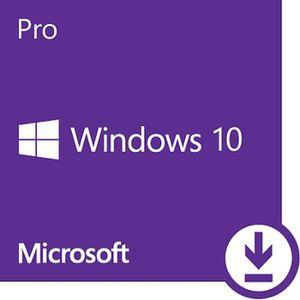 BUREAUTIQUE À TÉLÉCHARGER Windows 10 Pro Professionnel Licence Clé Activatio
