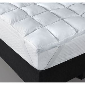 surmatelas 80x200 achat vente surmatelas 80x200 pas cher cdiscount. Black Bedroom Furniture Sets. Home Design Ideas