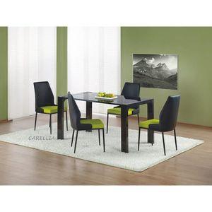 TABLE À MANGER SEULE TABLE A MANGER RECTANGULAIRE - L : 140 CM X P : 80