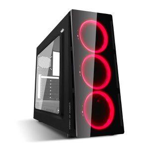 UNITÉ CENTRALE  Ordinateur Pc Gamer AMD Ryzen 5 2400G 4x 3,9Ghz Gr