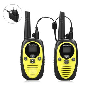 TALKIE-WALKIE Excelvan Walkie Talkies 8CHXFC-Channel 2-Way Radio