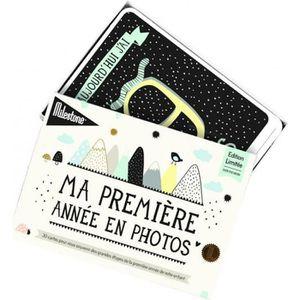 CARTE A COLLECTIONNER Milestone - Cartes souvenirs - Ma première année O