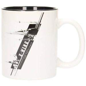 BOL - MUG - MAZAGRAN Mug Star Wars W-Wing Fighter
