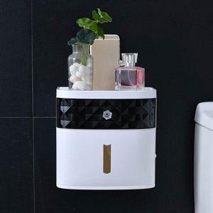 SERVITEUR WC - Distributeur de Papier essuie-Tout, Support de P