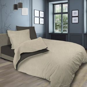 Glam X-Treme-18 Parure de lit Beige pour lit de 90/cm Beige