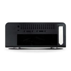 BOITIER PC  Mini boîtier PC Streacom FC8B-ALPHA avec emplaceme