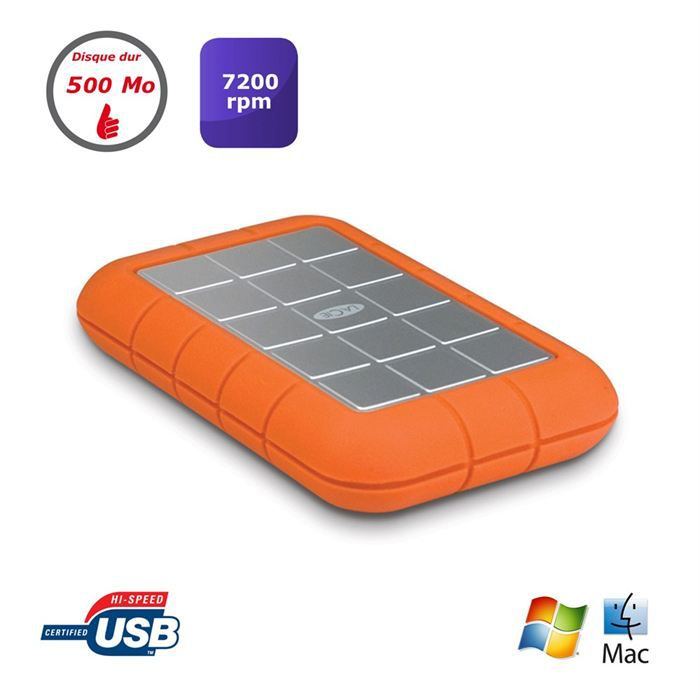 LaCie Rugged Triple USB 3.0 301983