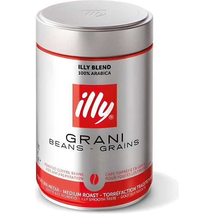 Café en grains Espresso - 3Kg - Illy