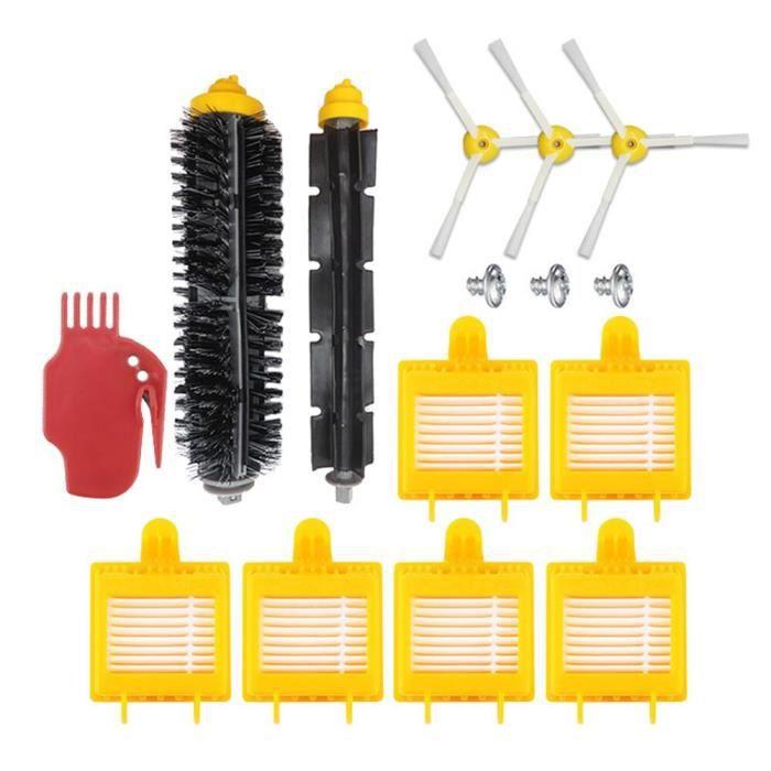 Aspirateur brosse accessoires Kit robot balayeuse de sol ensemble de remplacement pour i robot 700 aspirateur GF5286