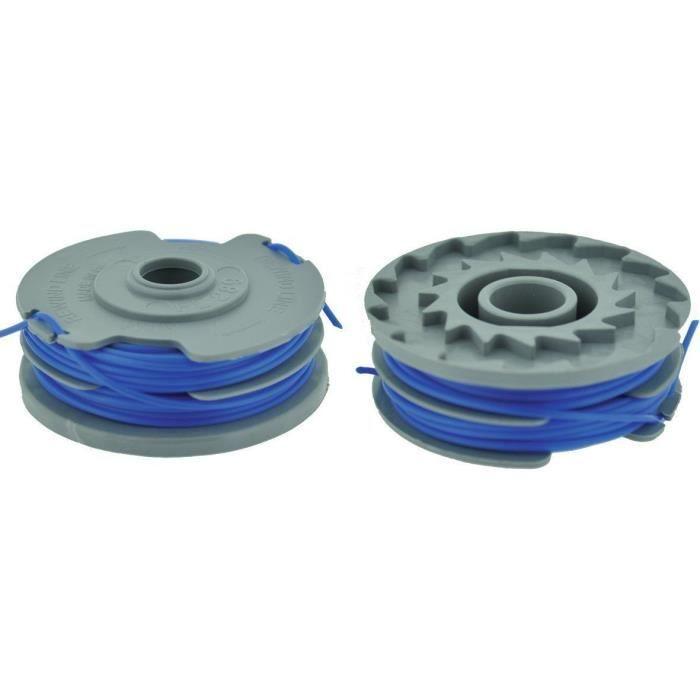Bobineau adaptable pour FLYMO modèles: Contour, Contour XT, Contour 500, Contour 500E, Contour 500 Power Plus, Contour 500XT, Contou