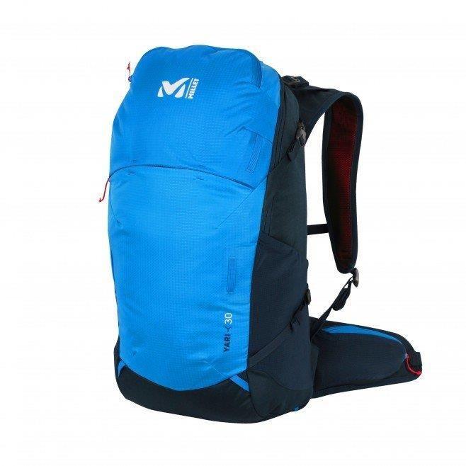 Millet Yari 30 electric blue-orion blue, sac à dos de randonnée léger.