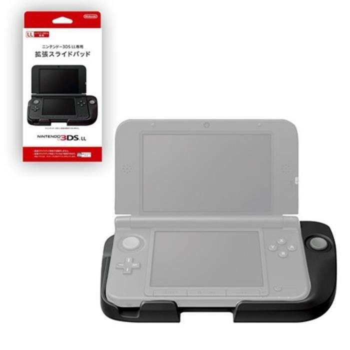 Pad Circulaire Circle Pro Pour Console de Jeux Nintendo 3DS XL (Version Japonaise) [Console Non Incluse]