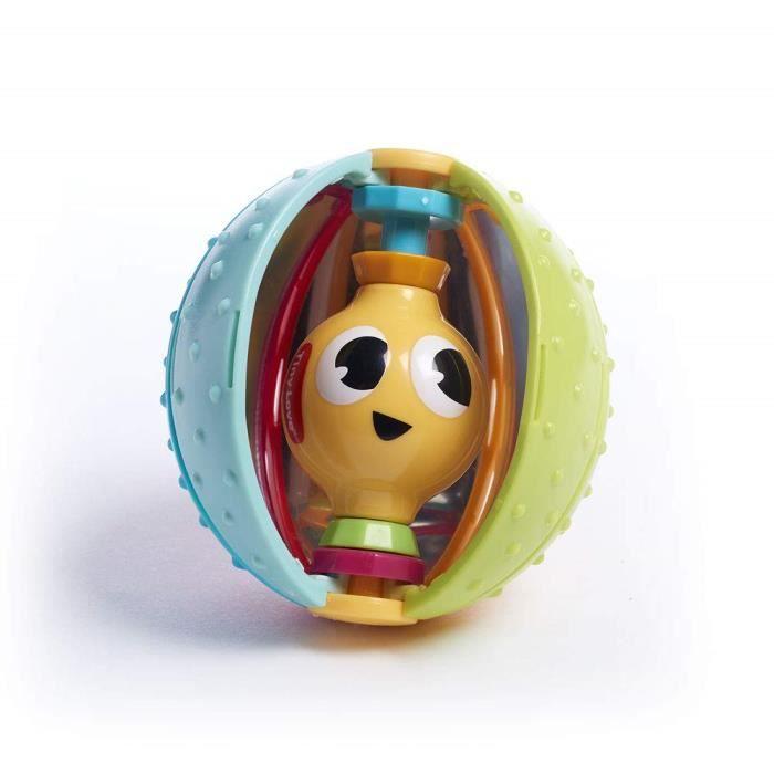 Tiny Love 3333111741 - COMMUTATEUR KVM - Spin Ball, Jouet D`éveil Bébé, de 3 Mois à 24 Mois