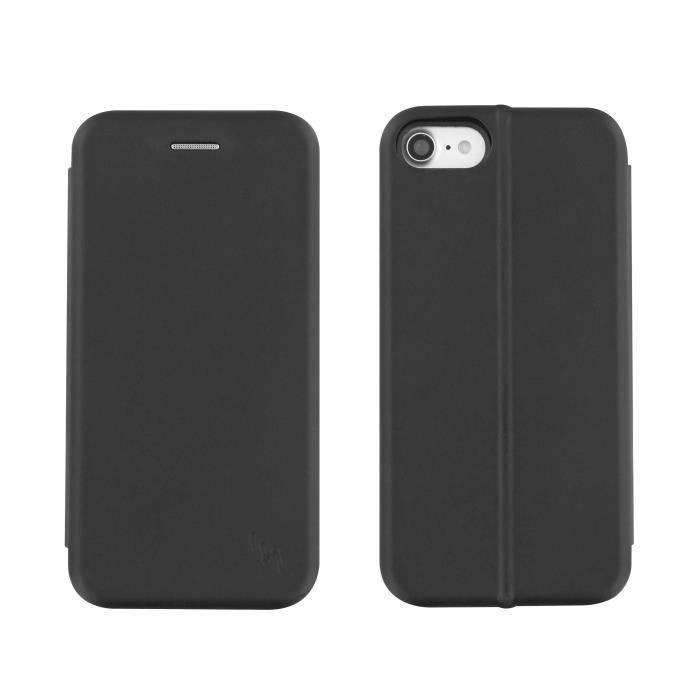 TNB Etui folio pour iPhone 7 - Noir