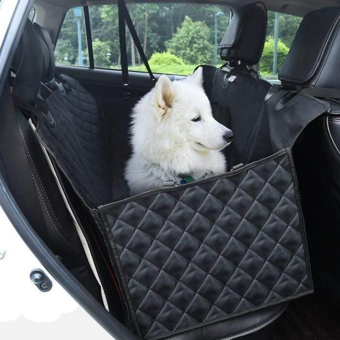 Housse de protection voiture pour chien