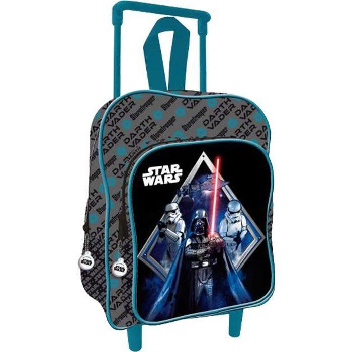 Star Wars Sac à Dos pour Enfants Sac D/'Épaule Sac Darth Vader