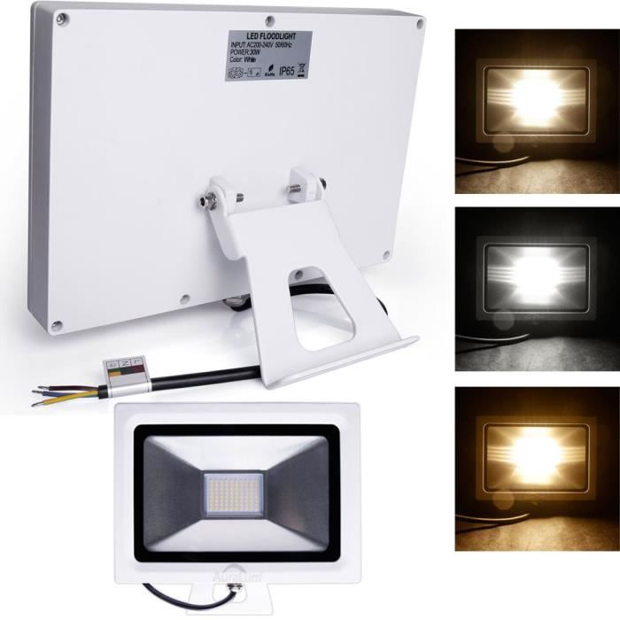 projecteur led blanc froid